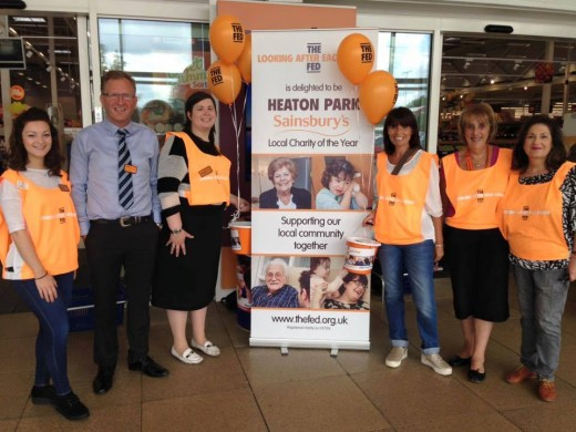 Featured image - Sainsbury's packathon for the Fed