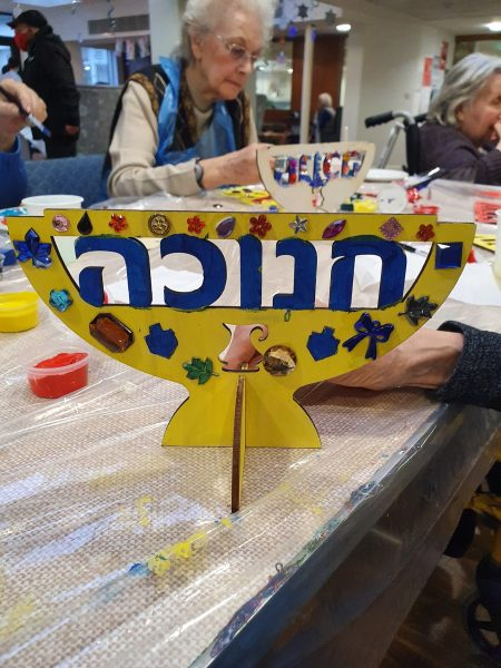 Featured image - Village Chanukah Joy Sparks National TV Interest!