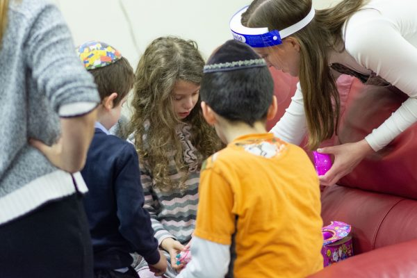 Featured image - Smiles All Round For Kids at Chanukah!
