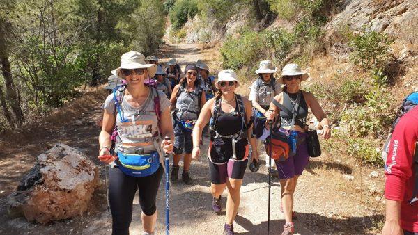 Featured image - Fed Trekkers Raise Marathon Amount over 100 Kilometers