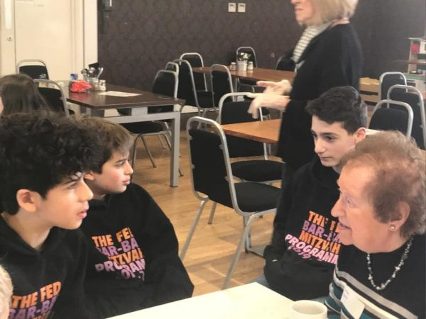 Featured image - Volunteering in the Community for Bar and Bat Mitzvah Kids