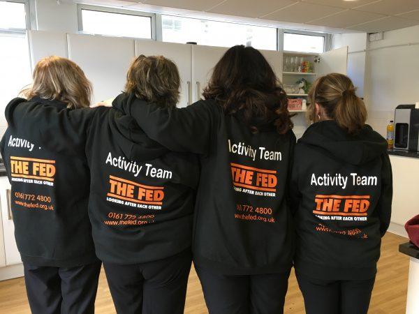 Activity Centre new uniform
