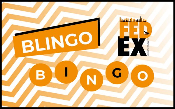 Featured image - Blingo Bingo with FedEx!