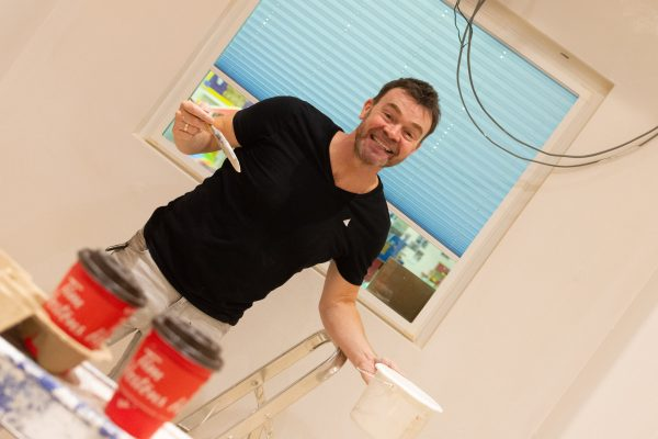 Featured image - Local Celeb Turns Decorator for The Fed!