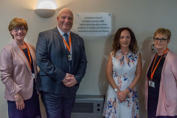 Featured image - Opening of the Simon Jenkins Unit