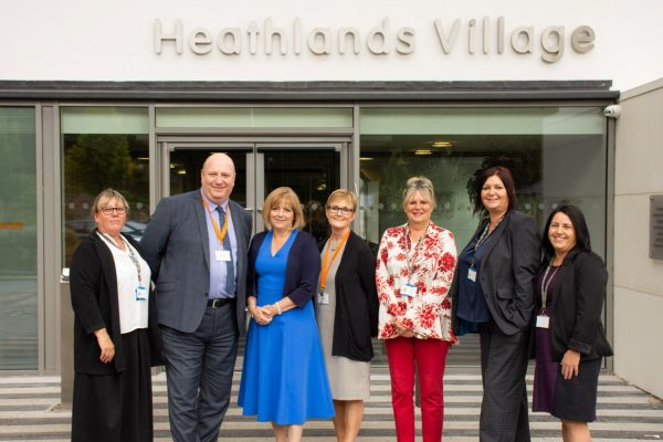 Featured image - Chief Nurse Visits The Fed