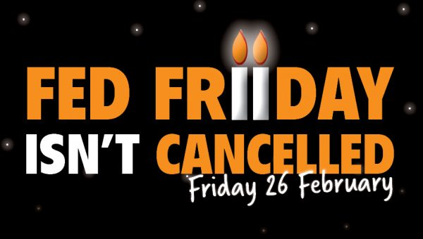 Featured image - Fed Friday ISN'T Cancelled!