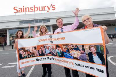 Featured image - The Fed is chosen as Sainsbury's Local Charity of the Year