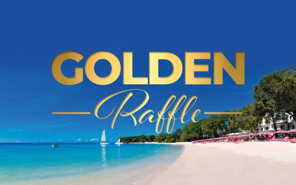 Featured image - Golden Raffle