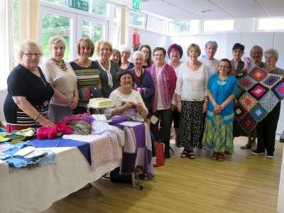 Featured image - Heathlands enjoys a Big Knit