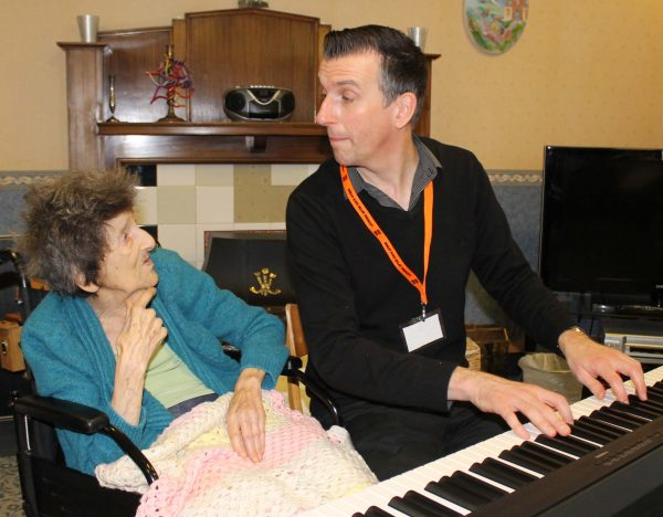 Featured image - Music Therapy at The Fed – reaching the well person within