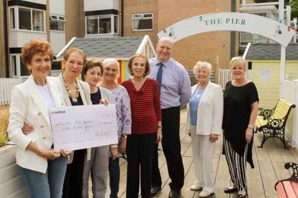 Featured image - Ladies bring a Sparkle to Heathlands Village