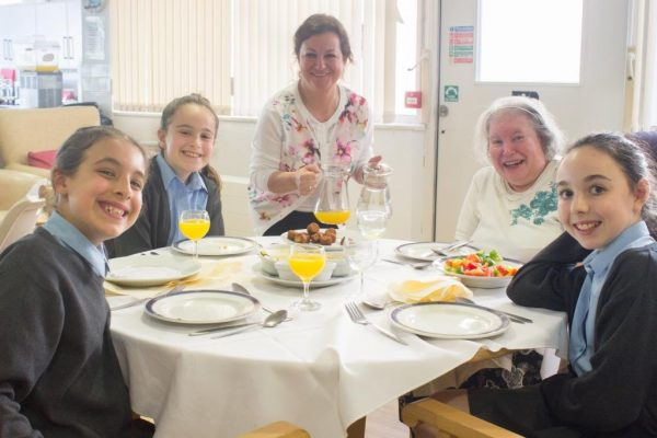 Featured image - Yom Ha'atzmaut and Care Home Open Day Bring Cheer To Residents
