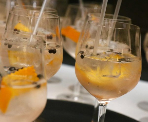 Featured image - Let The Night Be-GIN! Perfect Tonic For The Fed