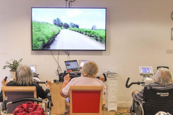 Featured image - Heathlands Village Cyclists Receive Motiview Medals!