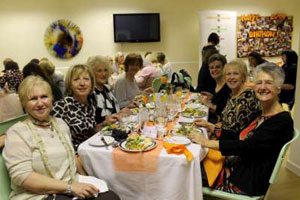 Featured image - Ladies' Lunch and Laughter