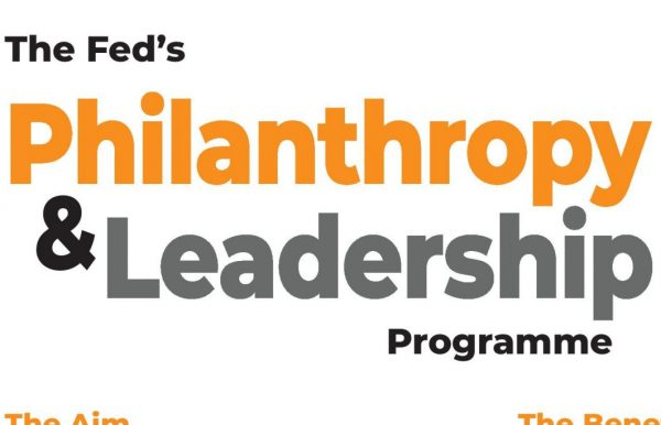 Featured image - The Fed's Philanthropy & Leadership Programme