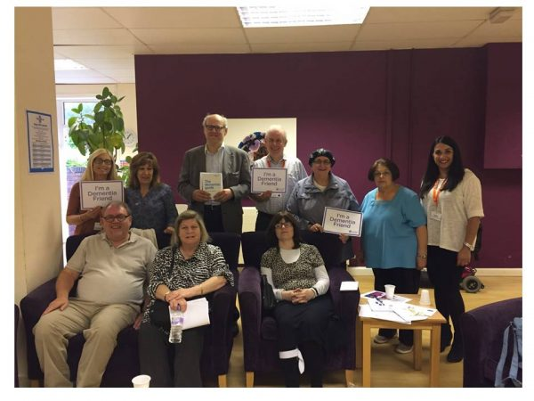 Vols Dementia Awareness Training