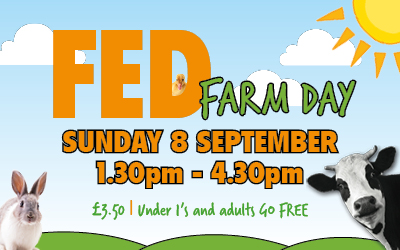 Featured image - Fed Farm Day