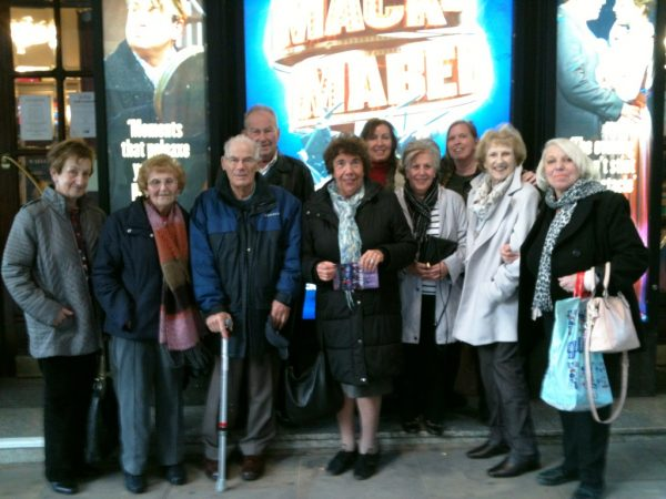 Featured image - Carers step out to the musical